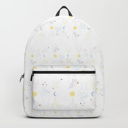 Right Here Right Now Backpack