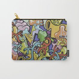 Street Art 2 Carry-All Pouch