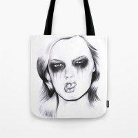 metal Tote Bags featuring Metal. by Rosalie Kate.