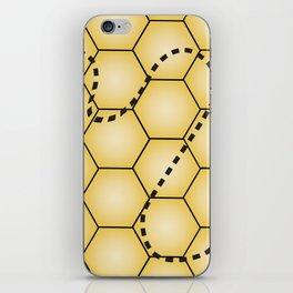 Beehive iPhone Skin