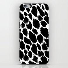 Leopard Polka iPhone & iPod Skin