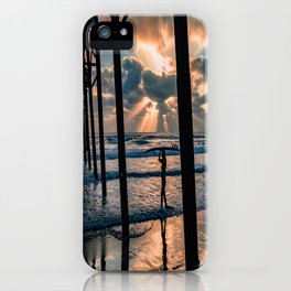 Little Surfer Girl iPhone Case