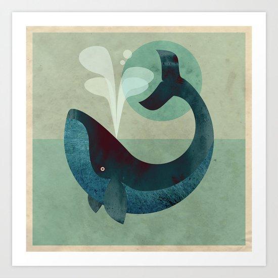 wilbur Art Print