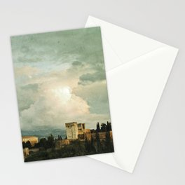Up on the Hill Stationery Cards