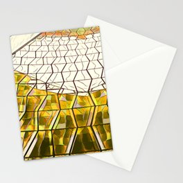 Niemeyer ~ Gold Stationery Cards