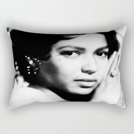 Dorothy Dandridge. Rectangular Pillow