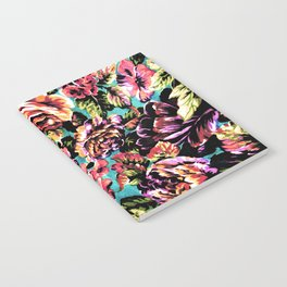 Psychedelic Flowerz Notebook