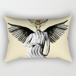 complicated creature - temptation Rectangular Pillow