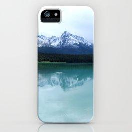 The Spirit of Maligne Lake iPhone Case