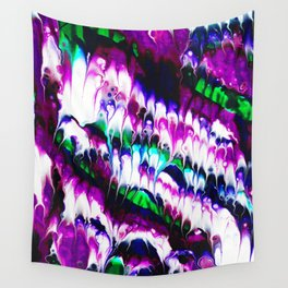 Colorful Ebb And Flow Wall Tapestry