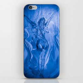 Hot and cold 100 iPhone Skin