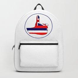 Thumbs Up Hawaii Backpack
