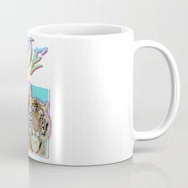 Tiger King Joe Exotic 80s style Coffee Mug