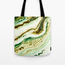 Green fever Tote Bag