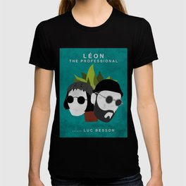 Léon: The Professional, 1994 (Minimalist Movie Poster) T-shirt