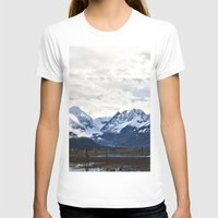 alaska T-shirts featuring Beautiful Alaska by Chris Root