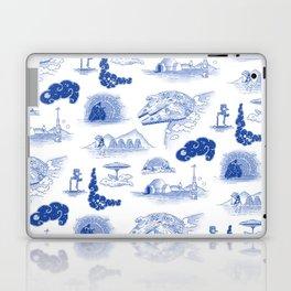 Pop Porcelain: Far Far Away Laptop & iPad Skin