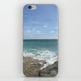 Cozumel Beach iPhone Skin
