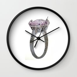 Promise Me  Wall Clock