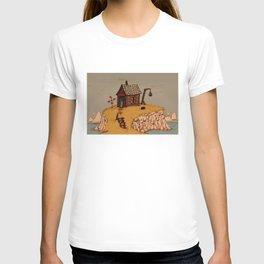 Wizard's Shack T-shirt