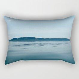 The Sleeping Giant Rectangular Pillow