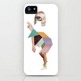 Partygirl iPhone Case