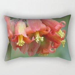 Red bells Rectangular Pillow