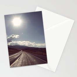 Open Road II Stationery Cards