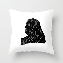 Back Throw Pillow
