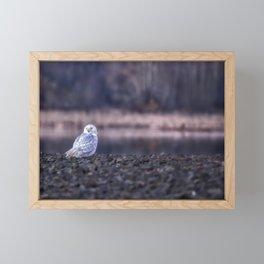 Turning Heads Framed Mini Art Print