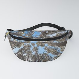 Yellowstone National Park - Lodgepole Forest Fanny Pack