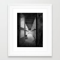 ghost Framed Art Prints featuring Ghost by acefecoo