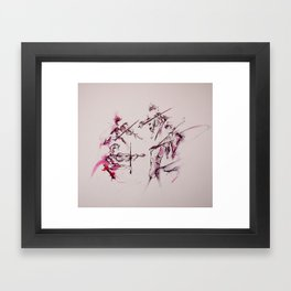 Quartet Framed Art Print