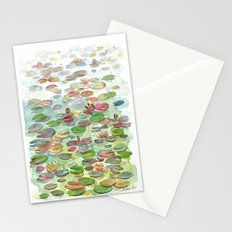 Waterlily II Stationery Cards