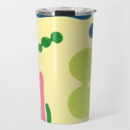 Barba Green Travel Mug