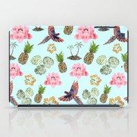hawaiian iPad Cases featuring Hawaiian by Christopher Bennett