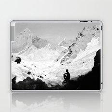 Snowy Isolation Laptop & iPad Skin