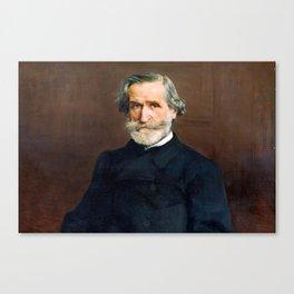 Giuseppe Verdi (1813 – 1901) by Giovanni Boldini (1842 - 1931) Canvas Print