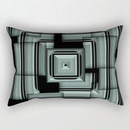 Beveled Rectangular Pillow