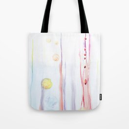 just playin' / aqua_1 Tote Bag
