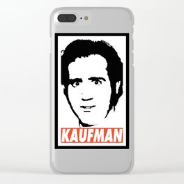 KAUFMAN Clear iPhone Case