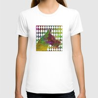 great dane T-shirts featuring Great Dane Jester by Erin Conover