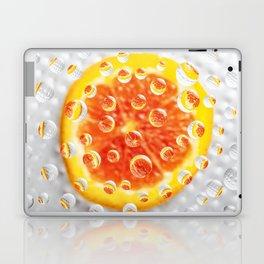 AJKG *Orange* Laptop & iPad Skin
