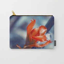 Ginger Flower Carry-All Pouch