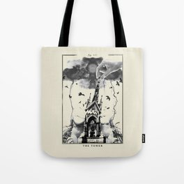 Fig. XVI - The Tower Tote Bag