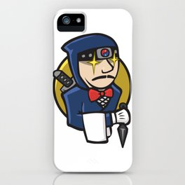 Ninja Jenkins iPhone Case