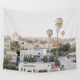 Hollywood California Wall Tapestry