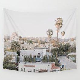 Hollywood California Wall Tapestry