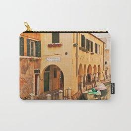 A Venetian View - Sotoportego de le Colonete - Italy Carry-All Pouch