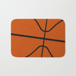Fantasy Basketball Super Fan Free Throw Bath Mat
